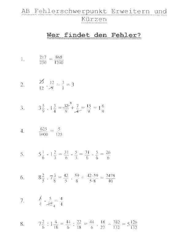 Klassenarbeiten klasse 6 mathe 8242467 - memorables.info